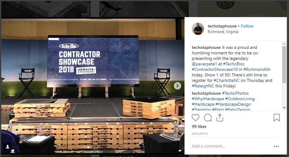 Contractor Showcase